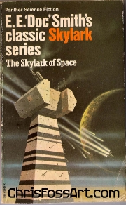 EE Doc Smith Skylark of Space