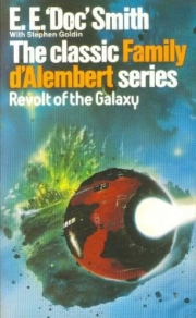 EE Doc Smith The revolt of the galaxy